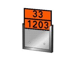 suport placa ADR