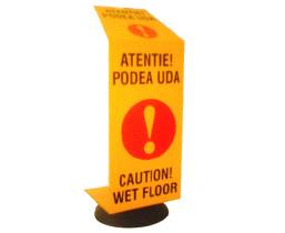 Indicator podea uda DUBLU