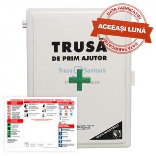 Trusa-sanitara-fixa1+PLAN-EVACUARE