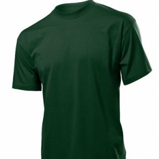 tricou-stedman-clasic-verde-inchis-304h