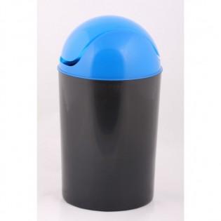 cos-colectare-selectiva-7l-albastru