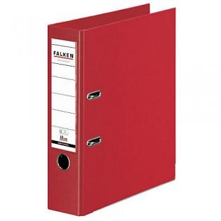 Biblioraft-A4-80mm-rosu