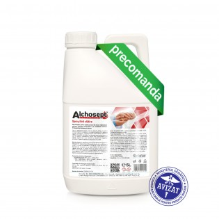 KLINTENSIV ALCHOSEPT Dezinfectant spray pentru maini si tegumente 5L